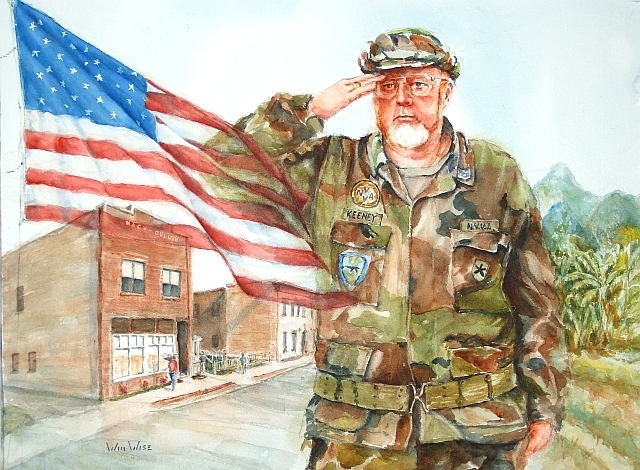 Durbin Keeney, A Welcome Home. Tribute to Durbin and the MN homeless veterans.