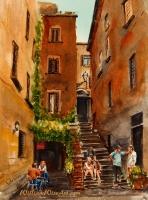 2018 11 Italy street 10x13.5