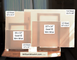 Compare easels williamwiseart