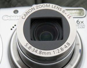 Clean Lens